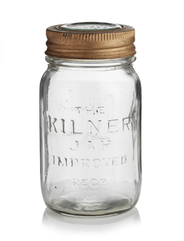 Old Kilner Jar